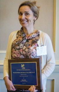 2015 Honorable Mention - UAA Best Book in Urban Affairs Award Recipient, Sonia Hirt (Virginia Tech)