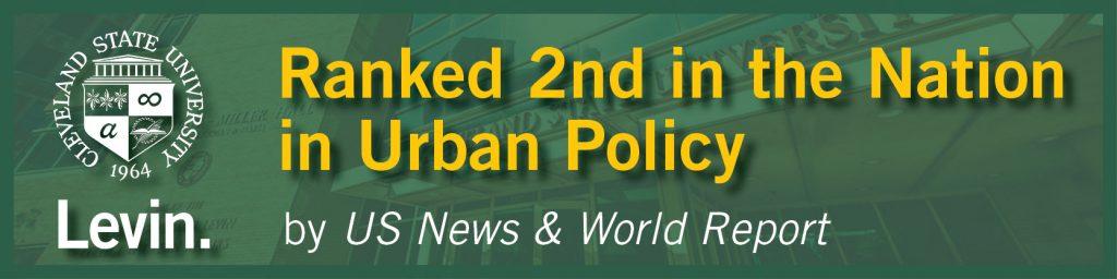 Cleveland State University - Maxine Goodman Levin College of Urban Affairs