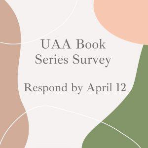 UAA_Book_Series_Survey Image