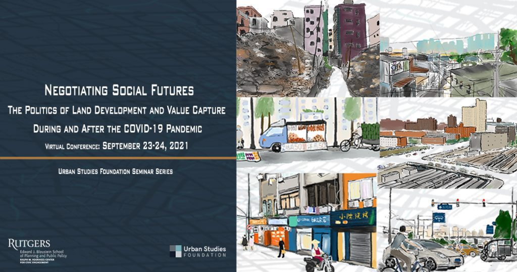 Negotiating Social Futures: Land Development and Value Capture During and After the COVID-19 Pandemic