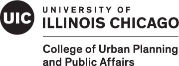 Dean of the College of Urban Planning and Public Affairs (University of Illinois Chicago College of Urban Planning and Public Affairs)